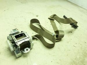 2017 Ford Fusion Se 1 5l Turbo At Right Front Seat Belt Retractor Tan Oem