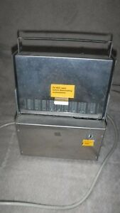 De La Rue Coin Sorter Machine With Key Model 559 583 No Tray
