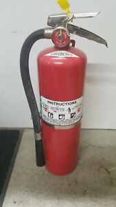 13lb Halon 1211 Fire Extinguisher Fully Charged