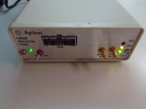 Hp Agilent E5900b Emulation Probe W Power Supply jtag Cable excellent Condition