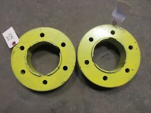 John Deere A G Front Wheel Spacers Set Of 2 A2275r