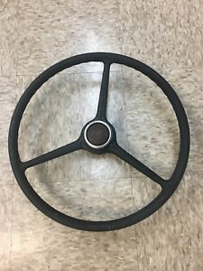 Unknown Early Steering Wheel Hot Rat Rod Scta Flathead Ford 32 Vintage Tapered