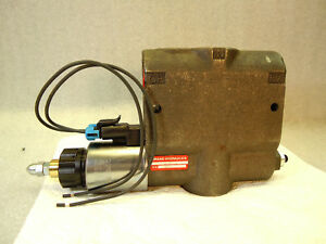 New Brand Hydraulics Electric Flow Control Efcc12 30 12 30 Gpm 12vdc Reversible
