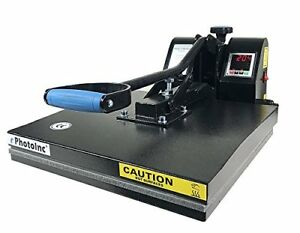 Ephotoinc Digital T Shirt Heat Press Machine Industrial Quality Printing Press