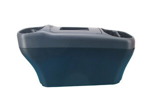 Steel Horse Automotive 52625 Universal Styleline Mini Van Center Console Blue