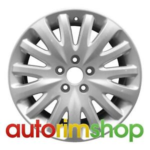 Ford Fusion 2010 2011 2012 17 Factory Oem Wheel Rim 9h6z1007c
