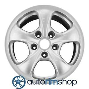 Porsche 911 Carrera 17 Factory Oem Rear Wheel Rim 99636212801