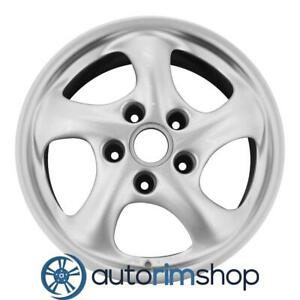 Porsche 911 Carrera 17 Factory Oem Wheel Rim 99636212800