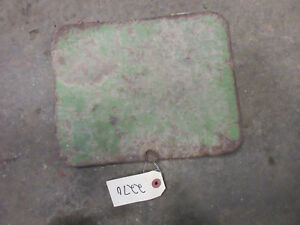 John Deere Ar Ao 60 620 Orchard Battery Cover A3898r