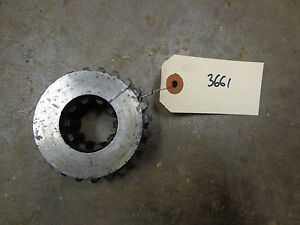 John Deere 70 720 730 Pony Motor Transmission Drive Shaft Gear F2002r 3