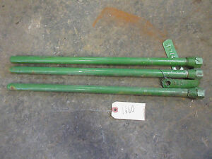 John Deere A B G Handle For Power Trol Hydrualic Outlet Aa3744r Nos