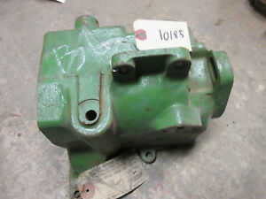 John Deere Us Unstyled B Bo Br Governor Housing Case B269r Nos
