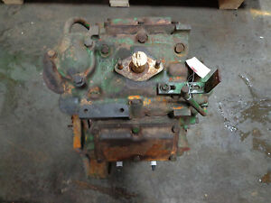 John Deere 70 720 730 80 820 830 Pony Motor Good Running Motor 1