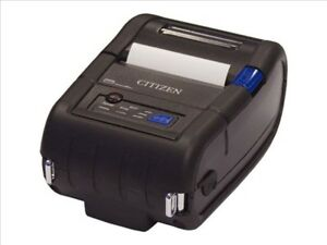 Citizen Cmp 20btu Cmp 20 Bluetooth Portable Business Thermal Receipt Printer