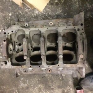 351 Cleveland Ford Mercury Engine Block