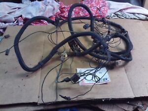 1977 1978 1979 1981 Firebird Trans Am Headlight Light Parts Wire Wiring Harness