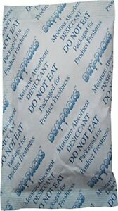 Dry packs 10gm Cotton Silica Gel Packet Pack Of 100