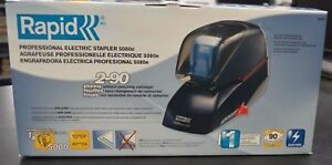 Rapid 5080e Professional Electric Stapler Brand New In Box