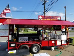 Commercial Bbq Smoker With All Amenities