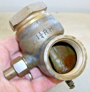1 1 4 Right Hand Lunkenheimer Carb Or Fuel Mixer Old Gas Hit And Miss Engine