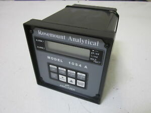 Rosemount Analytical 1054aph Used