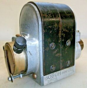 Bosch Ze1 Magneto For Antique Motorcycle Gas Engine Hot Hot Serial No 1505919