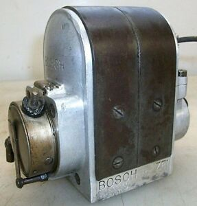 Bosch Ze1 Magneto For Antique Motorcycle Gas Engine Hot Hot Serial No 1503066