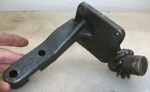 Dvf Large Magneto Bracket For Associated Or United Hit And Miss Old Gas Engine