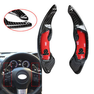 For Subaru Brz Forester Outback Impreza Parts Add on Shift Paddle Steering Wheel