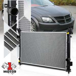 Aluminum Core Radiator Oe Replacement For 04 06 Chrysler Pacifica Auto Dpi 2702