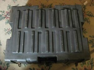 Green Military Transport Shipping Atv Box Container