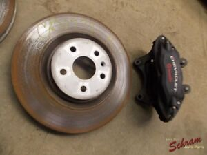 10 15 Chevy Camaro Ss Oem Brembo Calipers Rotors Front rear Set 2014 2013 2012