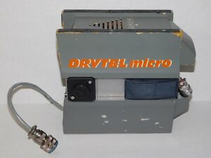 Alcatel Annecy Drytel Micro Industrial High Vacuum Turbo Molecular Pump France