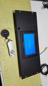 7 Rack Mounted Tft lcd Monitor Free Shipping To Continental Us