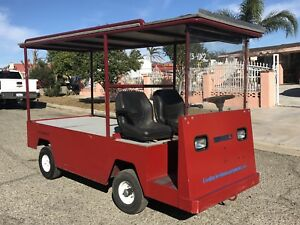 2014 Columbia Utility Electric Cart