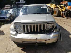 Rear Bumper Without Park Assist For 08 12 Jeep Liberty