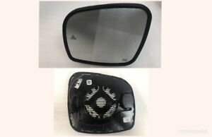 2008 2018 Chrysler Dodge Left Side Mirror Glass With Heat And Blind Spot