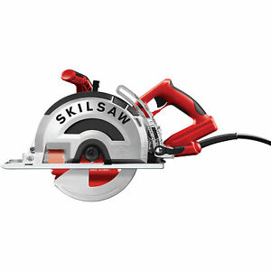 Skilsaw Outlaw Worm Drive Circular Saw For Metal 8in 15amp Model Spt78mmc 22