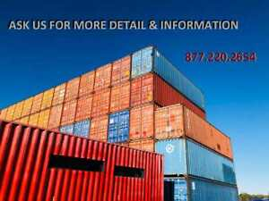 special Tx Shipping Storage Container 40 sd Houston Tx