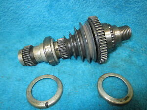 Atlas 618 Craftsman 101 6 Lathe Timken Bearing Spindle Assembly M6 31