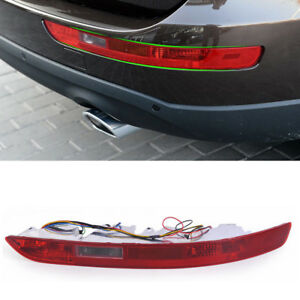 Rear Right Side Bumper Lower Taillight Reverse Lamp Light For Audi Q5 2009 2017