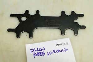 #8265 Dillon Precision reloading press wrench