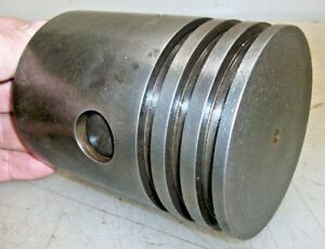 3 1 2 Piston For A 1 1 2hp To 2hp Fairbanks Morse Z Old Gas Engine