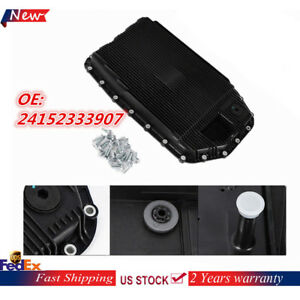 New Automatic Transmission Filter Kit Oil Pan W Ga6hp19z Transmission For Bmw