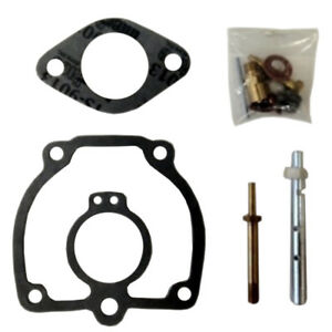 Carb Kit With Ih Carburetor For Farmall Super M Mta Ihck09