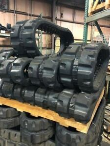 Pentom Bobcat Mt55 Rubber Track C tread Size 250x72x39 10 Wide