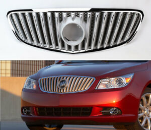 Front Bumper Upper Grille Assembly For Buick Lacrosse 2010 2013
