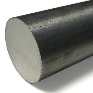 1 4130 Normalized Alloy Steel Round 48 Length