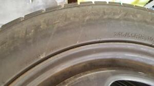 2014 Ford Explorer 8x18 Inch Rims And Tires