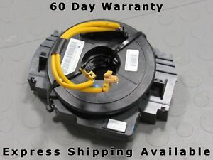 05 07 Jeep Grand Cherokee Commander Clockspring Spiral Cable Reel 05143320ae Ab